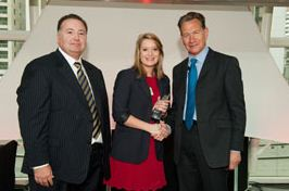Grace Gimson - 2012 Management_Undergraduate of the year