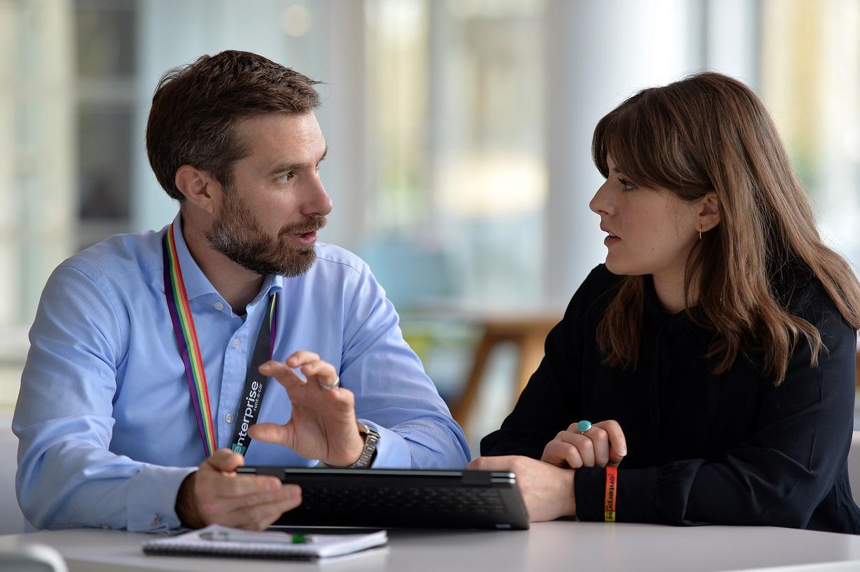 7 gute Gründe für ein Praktikum bei Enterprise
