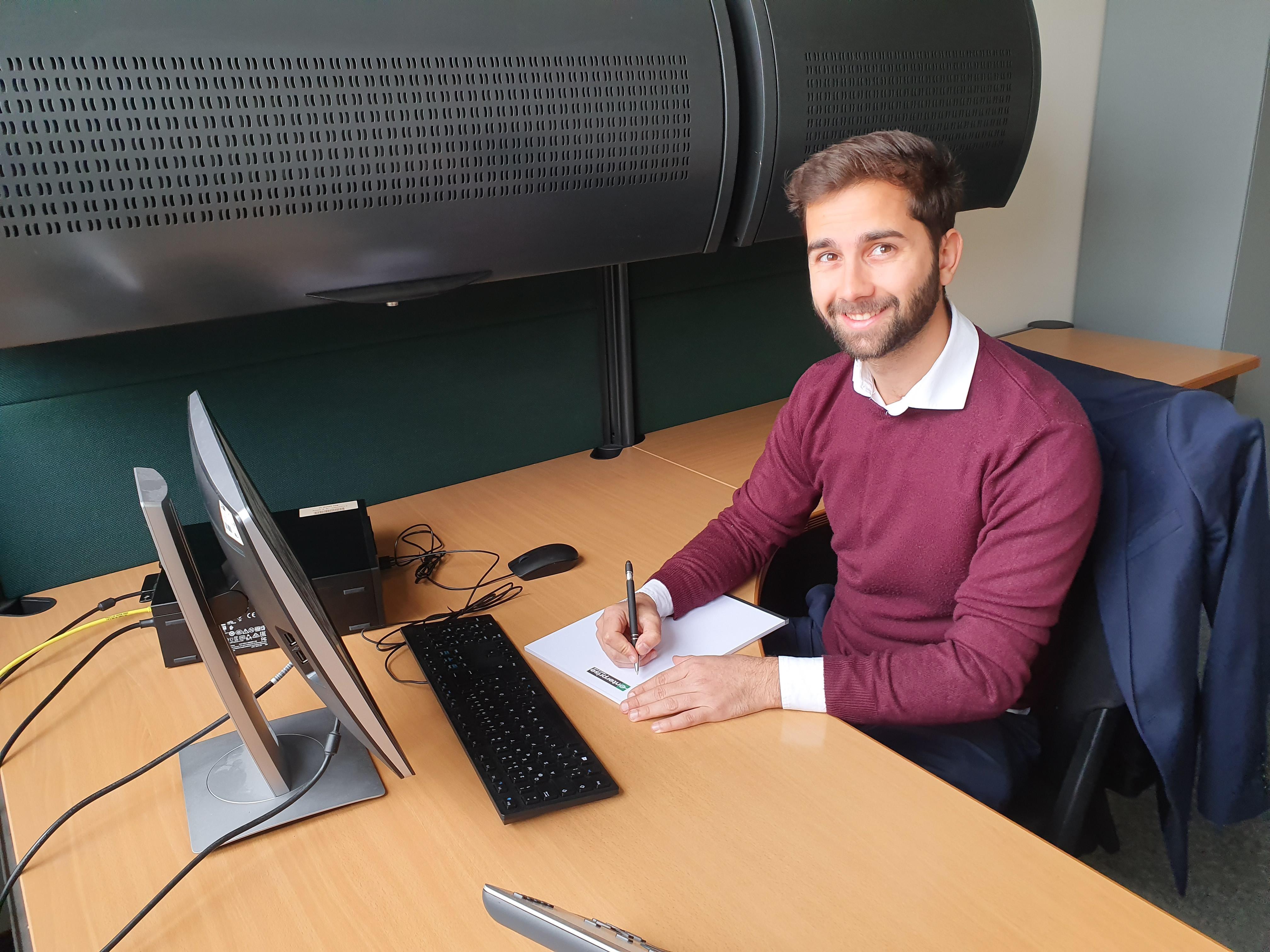 Karriere bei Enterprise: Meine Tätigkeit als Werkstudent