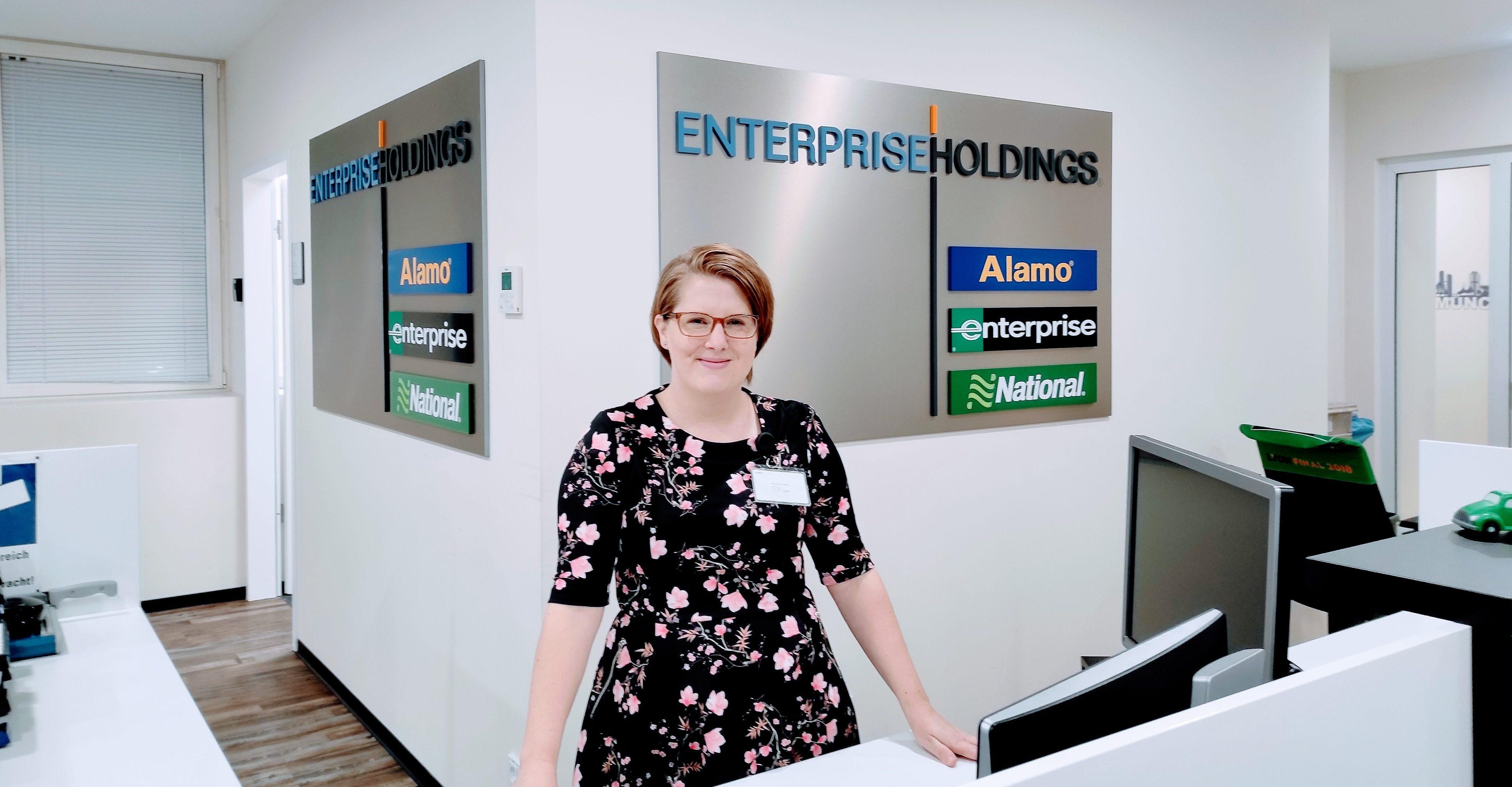 Karriere bei Enterprise: Es war Liebe auf den ersten Blick!