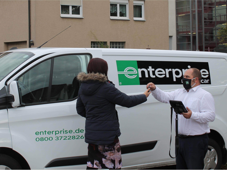 Karriere bei Enterprise: Als Quereinsteiger die eigene Filiale rocken