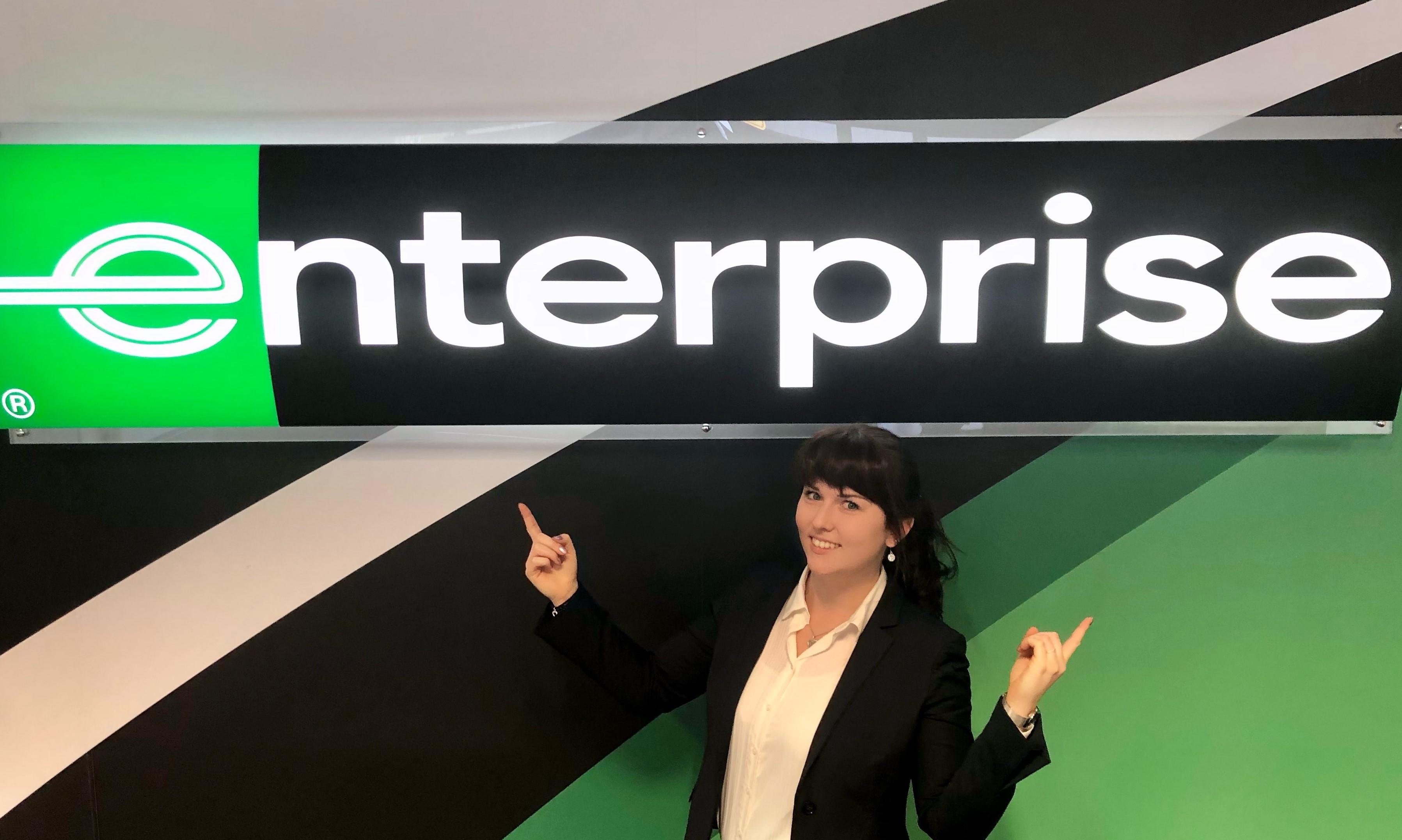 Karriere bei Enterprise: In Berlin sind wir ein großer Verbund von Freunden