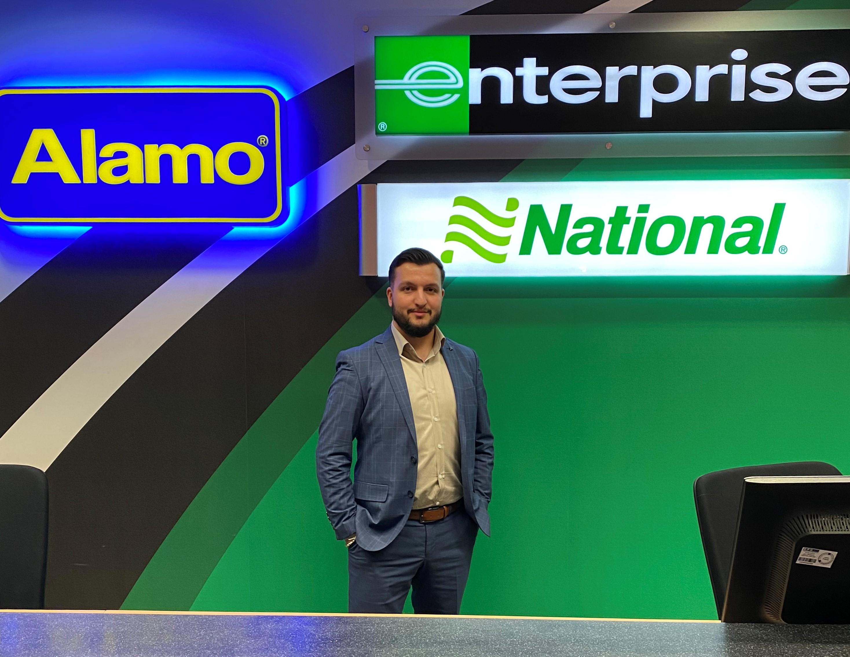 Karriere bei Enterprise: Kundenservice liegt mir im Blut