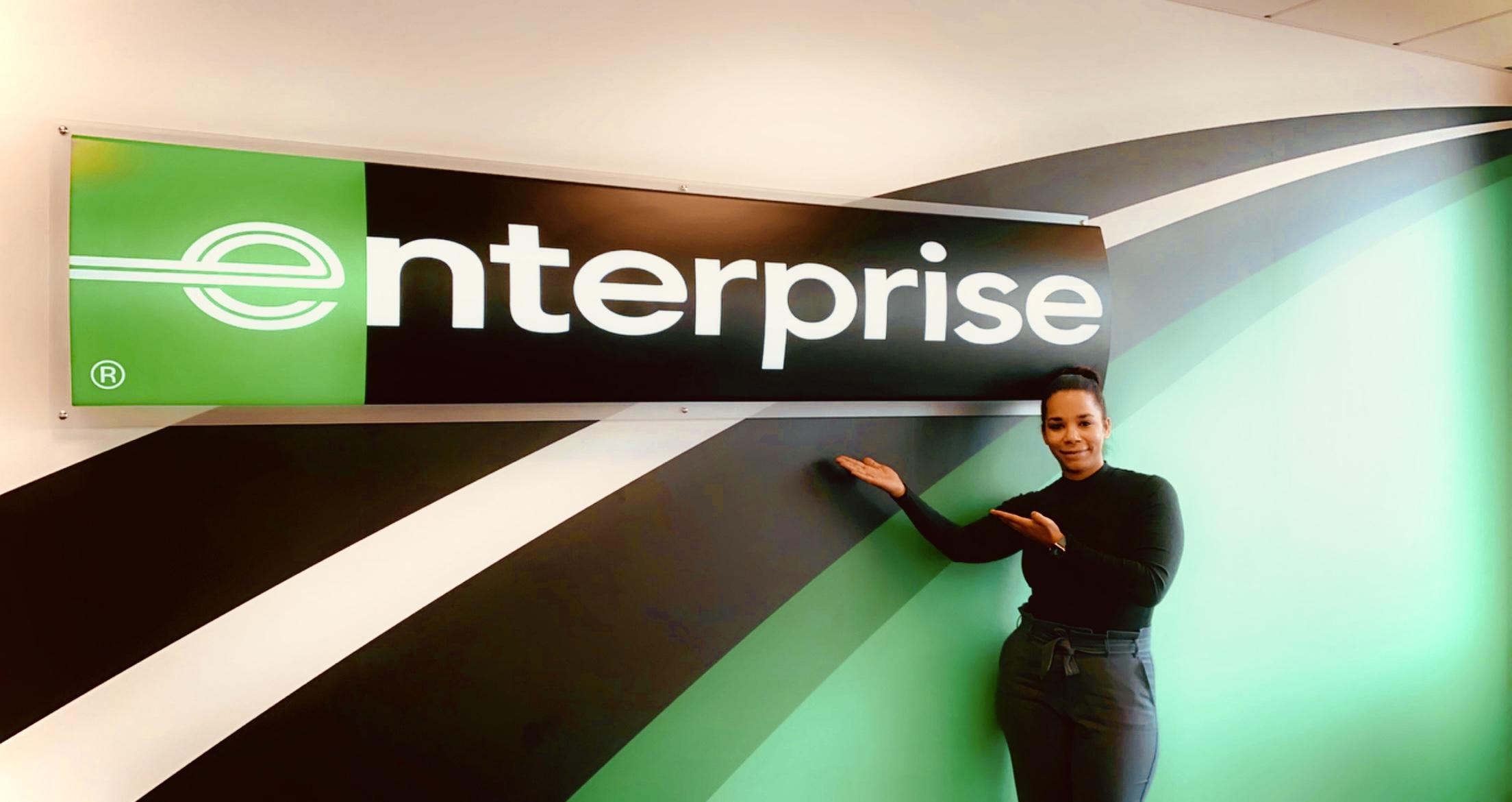 Karriere bei Enterprise: Hier kann ich Mama sein, aber auch als eigenständige Person meine Karriere vorantreiben